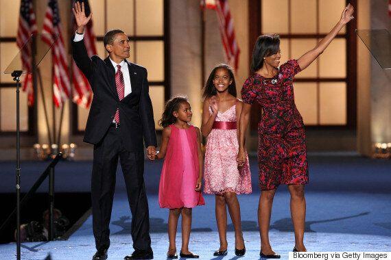 Malia Obama Graduates High School, Her Dad Can't Handle