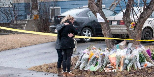 Calgary Stabbings: House For Sale Where 5 Young People
