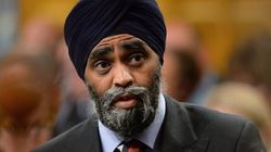 Defence Minister Dishing Out 'Some