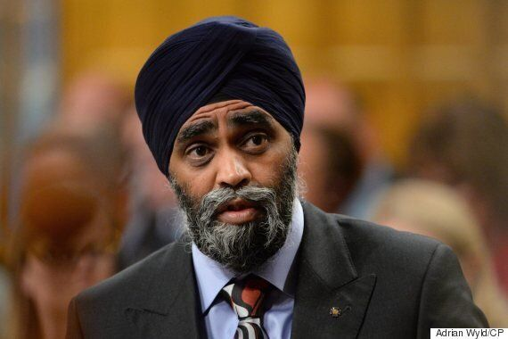 Harjit Sajjan's Claim About 'Capability Gap' With Fighter Jets Contains 'Some