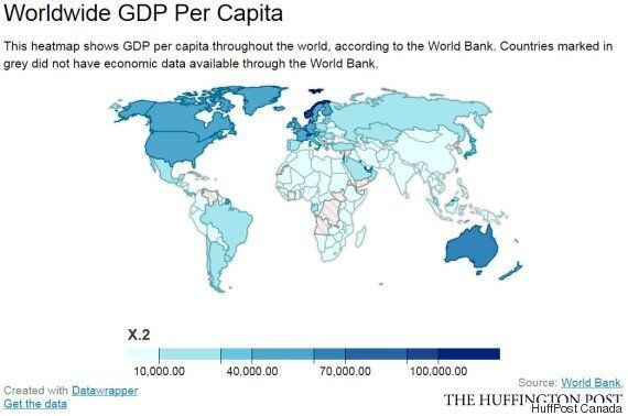 Canada Ranks Among World's Best Economies By This 1