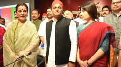 Akhilesh, Maneka Among Key Candidates In UP In Sixth