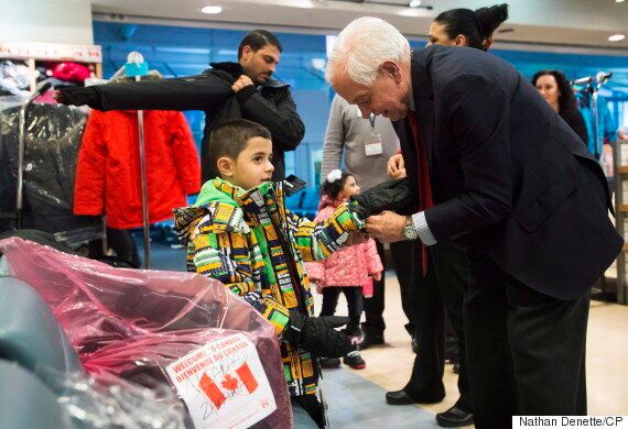 Liberals' Syrian Refugee Program Comes In Under Budget In Year