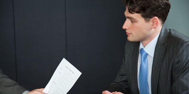 Preparing A Resume For A Senior Management