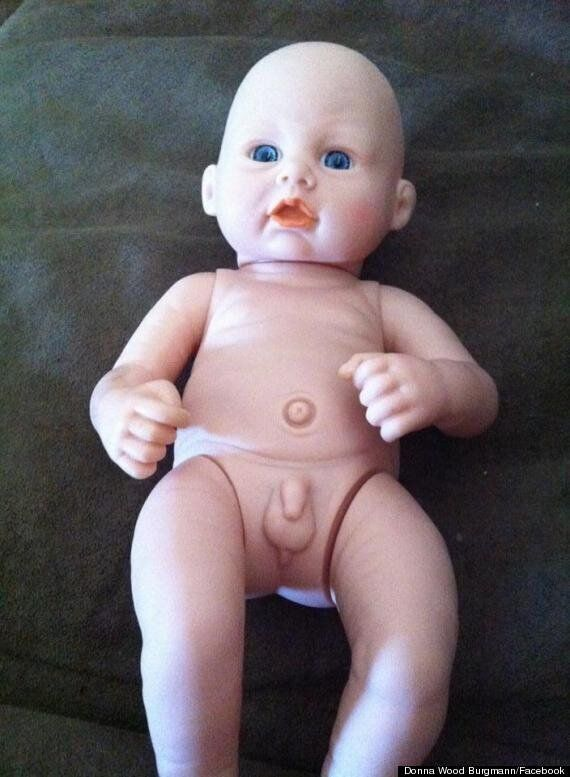 Toys 'R' Us Doll With Penis Freaks Out The Internet,