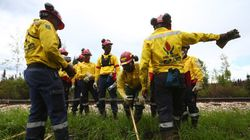 South African Firefighters In Fort Mac Walk Out Over