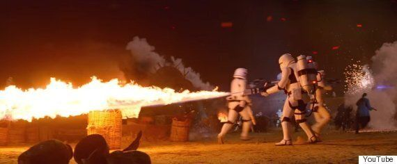 'Star Wars: The Force Awakens' Japanese Trailer Is The Most Spectacular One