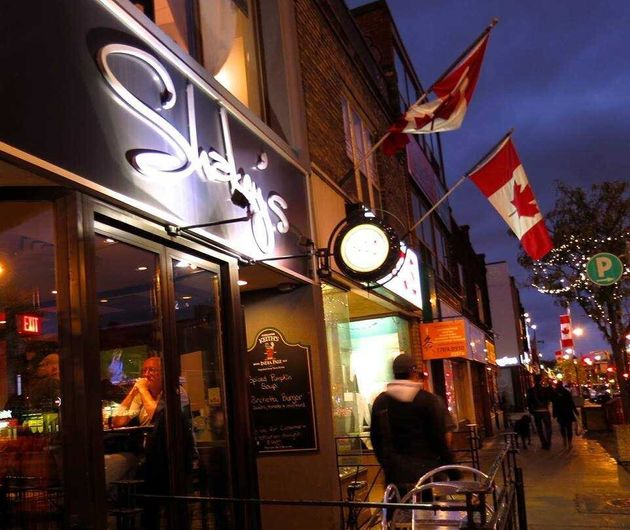 Best Places In Toronto To Watch Euro