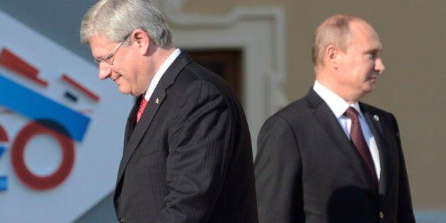 Ukraine Crisis: Canada Plans New Sanctions Against