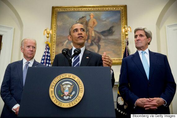 Keystone XL Pipeline Key Events From Proposal To Obama's