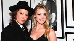 Amber Heard's Ex-Girlfriend Defends Past