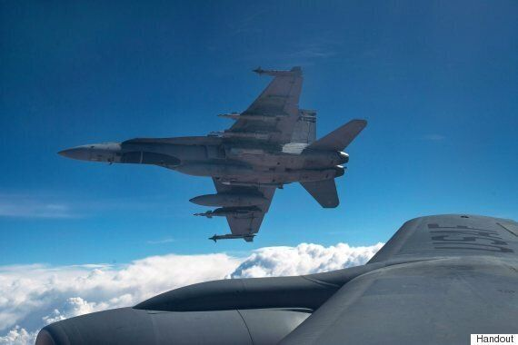 Liberals Cite CF-18 'Capability Gap' As Upgrades In