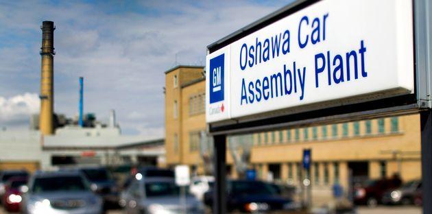 General Motors Hiring 1,000 In Oshawa: Media