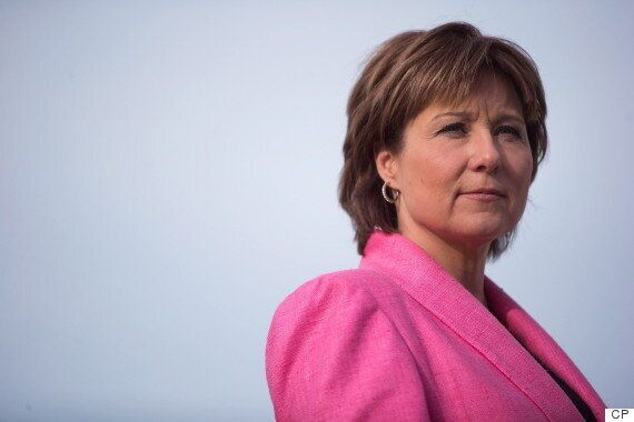Christy Clark Reveals She Kept Silent About Sexual Violence For 35