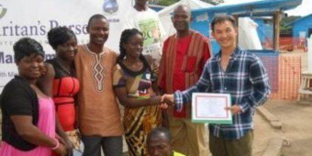 Samaritan's Purse: Victoria Ebola Doctor Not Under Voluntary