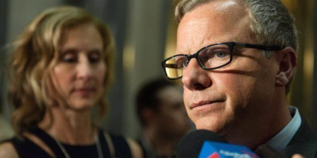 Brad Wall Says Oil And Gas Is Losing The Battle To
