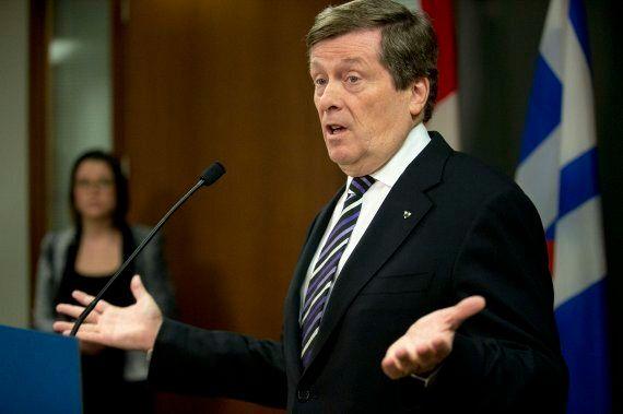 Toronto Gun Violence: Mayor John Tory Calls On Ottawa To Help Curb