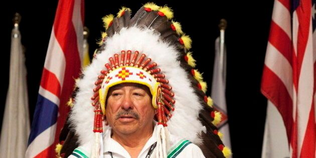 Ontario First Nations Prepared To Lay Down Their Lives To Protect Lands: