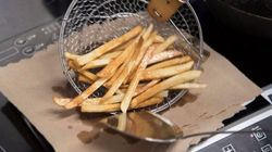 $12.99 French Fries Available By Reservation Only In