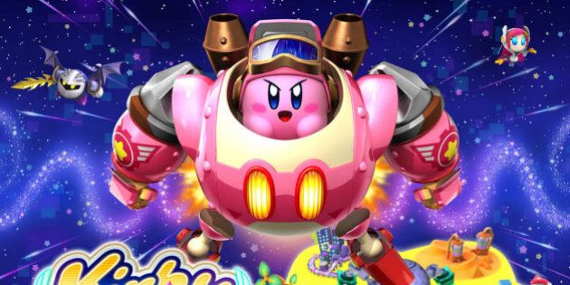 Kirby Planet Robobot Review: The Lovable Character Is