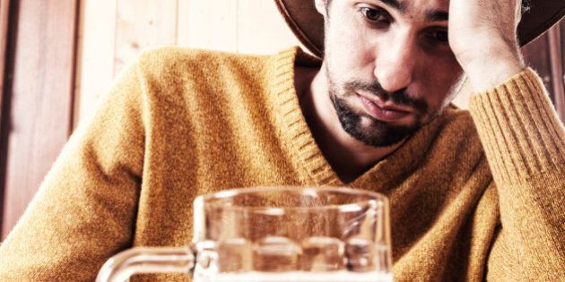 'Quitting Drinking' Isn't The Same As 'Getting