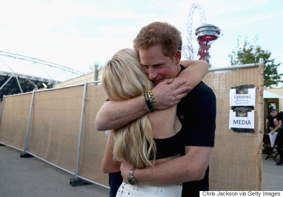 Prince Harry Reportedly Spotted Getting Cozy With Ellie