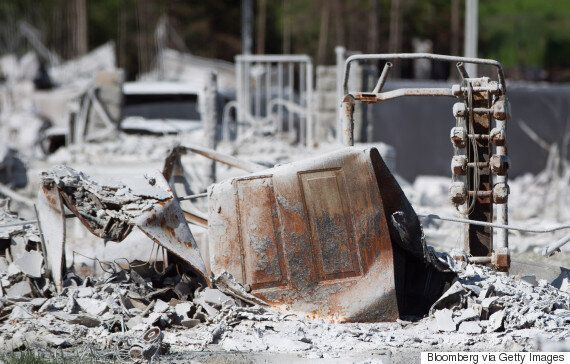 Fort McMurray Residents Prepare To Visit Hardest-Hit