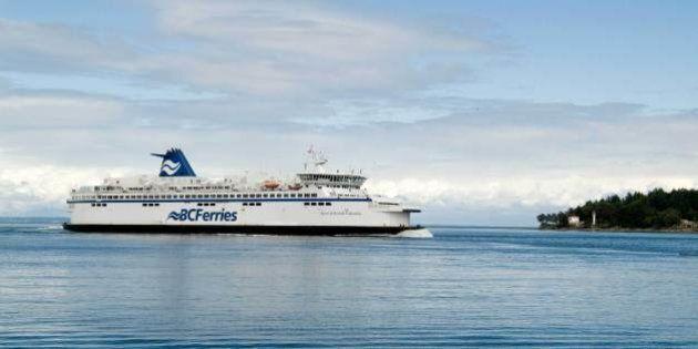 BC Ferries Property Tax Rebate Hurts West