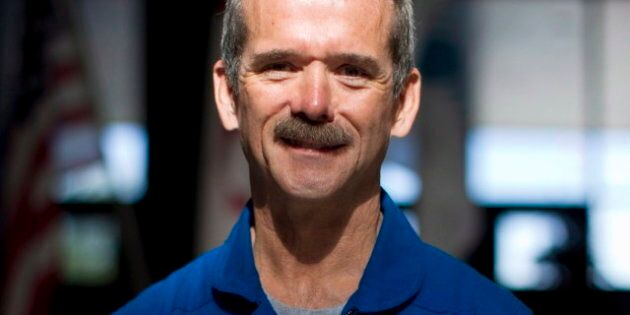 Chris Hadfield, New Space Station Commander, Congratulated By Queen, Harper And