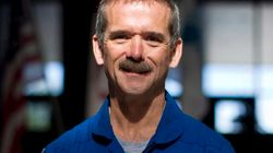 Queen Congratulates Hadfield On New