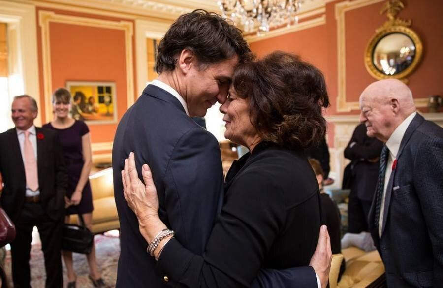 Justin Trudeau Shares Intimate Moments From His First Day As Prime