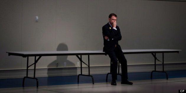 Adrian Dix, NDP Leader, Admits Bittersweet Return To