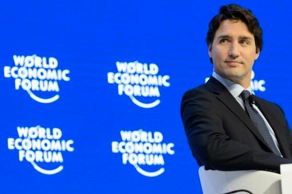 Justin Trudeau, Melinda Gates, Sheryl Sandberg Talk Gender Parity At Davos