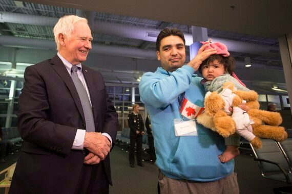 Canada's Syrian Refugee Efforts Sees Arrival Of More Children Than