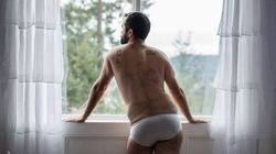 B.C. Man's 'Dudeoir' Photo Shoot Stripped From