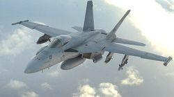 F/A-18E Super Hornet Bridges Gap Between Now And Drone