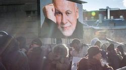 Hundreds Line Up In Montreal For Rene Angelil's