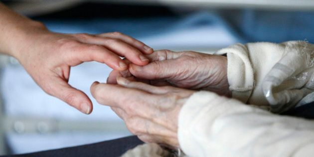 Geriatric services. Elder life at Hospital.
