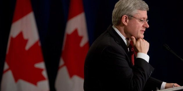 Harper Not Keen On Revisiting Divisive Debate At Conservative Party