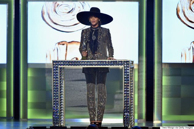 Beyoncé Wins The CFDA Fashion Icon Award, Slays In Glitzy Givenchy