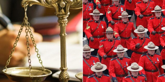 RCMP Legal Aid Program Set Up For Accused