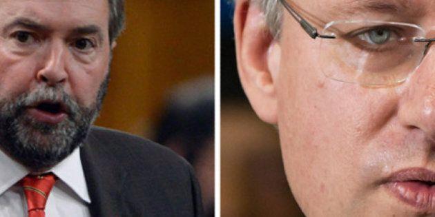Conservatives Defeat NDP Bill To Make Budget Watchdog