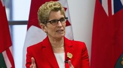 Wynne Gave $1M To 'Pals And Cronies': Ontario