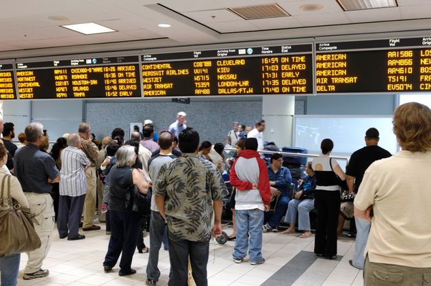 Canadian Airport Wait Times Will Spike Without More Funding: