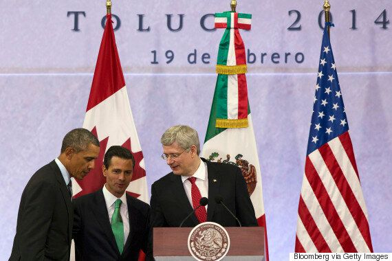 Three Amigos Summit: Climate Change, Clean Energy To Dominate