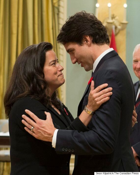 Jody Wilson-Raybould's Dad Once Told Pierre Trudeau His Daughter Aimed To Be Prime