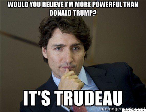 Justin Trudeau Ranks Among World's Most Powerful