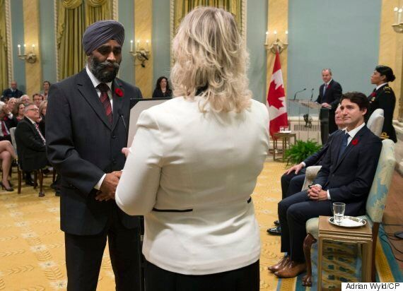 B.C. Cabinet Ministers Have Impressive Back
