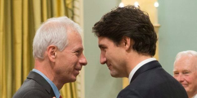 Stephane Dion Was Always More Than A Shrug, And He's Earned This