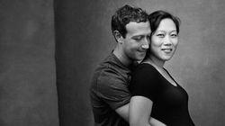 Mark Zuckerberg Shares Touching
